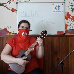 Učíme se na ukulele - písnička Růže z Texasu